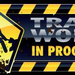 Trailwork in Progress