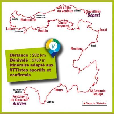 vaucluse-route